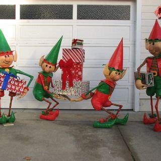 ideas  christmas yard decorations