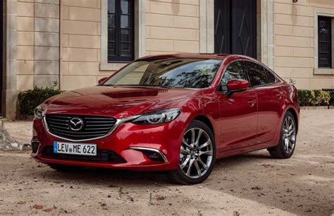 2019 Mazda 6 Redesign Review  New Cars Review