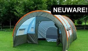Zelt Mit Tunnel : zelt tunnelzelt tunnel gross outdoor camping familie ~ Jslefanu.com Haus und Dekorationen