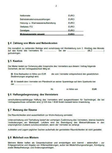 mietvertrag hamburger wohnraum download