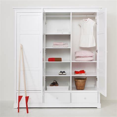 Child Wardrobe oliver furniture seaside children s luxury 3 door wardrobe