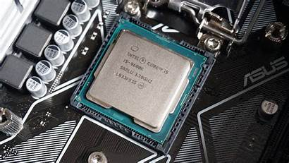 Intel Core I5 9600k Cpu Gaming Amd