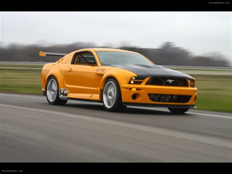ford mustang gtr for ford mustang gtr concept car pictures 030 of 33