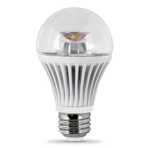 shop feit electric 40 w equivalent dimmable soft white a19
