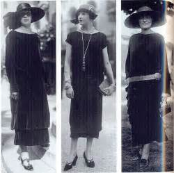 Coco Chanel Dresses 1920