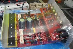 Jual Kit Power Amplifier Speaker Aktif Sub Woofer Karaoke