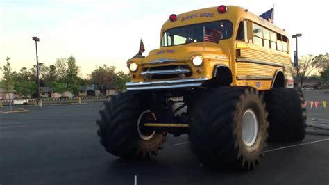 youtube monster truck monster truck bus youtube