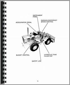Caterpillar 920 Wheel Loader Operators Manual