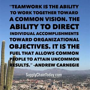 Teamwork quotes... Strength And Teamwork Quotes