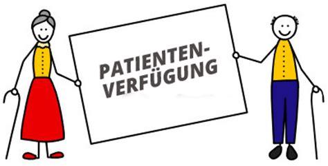 Hilfreich ist, wenn sich ihre angehörigen um alles andere kümmern. Patientenverfügung | SKM Trier