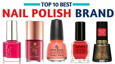 Best Nail Polish Brand