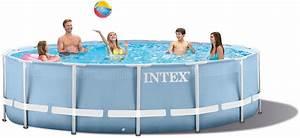 Frame Pool 366 : intex frame pool rondo prism 366 x 76 cm ~ Eleganceandgraceweddings.com Haus und Dekorationen