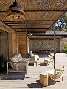 Pergola Avec Canisse : comment abriter sa terrasse du soleil inspiration decoration design interior ~ Melissatoandfro.com Idées de Décoration