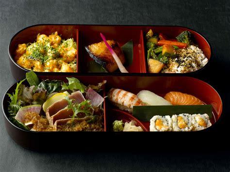 bento japanese cuisine nobu signature bento box lunch set intercontinental hong