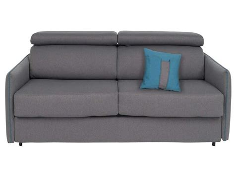 canape convertible confort bultex canap 233 convertible 3 places enza coloris gris comfort bultex pickture