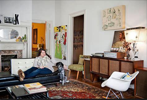 Une Maison Vintage Pour Des Artistes  Planete Deco A