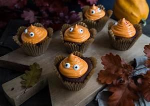 Halloween Muffins Rezepte Mit Bild : 1001 rezepte f r halloween muffins und kreative ideen f r ihre dekoration ~ Frokenaadalensverden.com Haus und Dekorationen