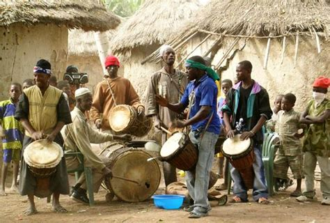 African Music. The Sounds Of Soul.