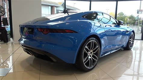 Jaguar F Type Sound by 2017 Jaguar F Type 4 Cylinder 2 0lt Exhaust Sound