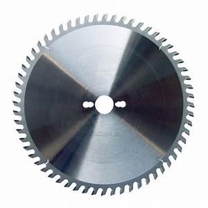 Lames Scie Circulaire : lames scie circulaire carbure pour aluminium ou pvc leman ~ Edinachiropracticcenter.com Idées de Décoration