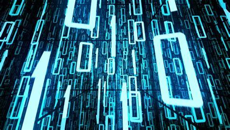 Binary Code Wallpaper Animated - matrix numbers stock footage