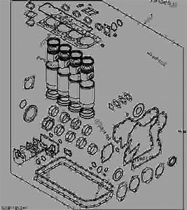 9901 Engine Overhaul Kit