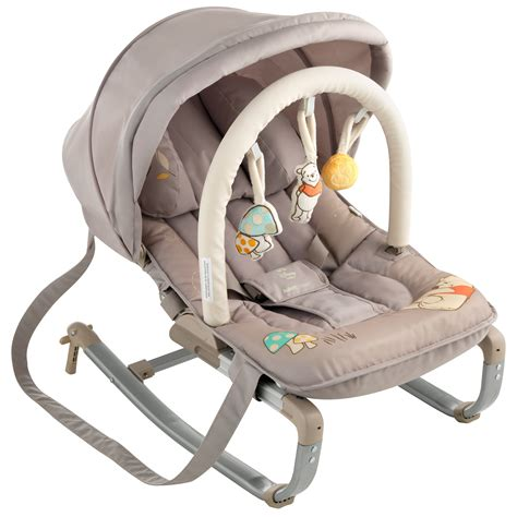 transat bebe avec capote transat alu de aubert concept transats aubert