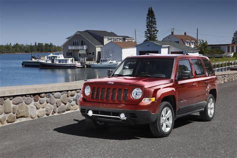 2011 Jeep Patriot Gets Changes