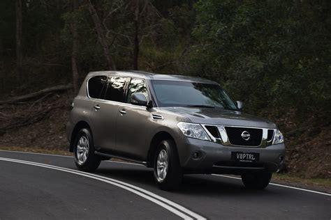 Nissan Patrol Review   CarAdvice