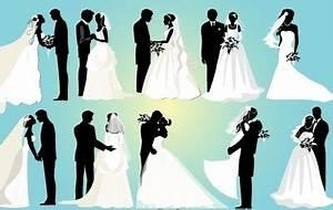 Dessin Couple Mariage Noir Et Blanc : free mariage couple noir et blanc pack clipart and vector ~ Melissatoandfro.com Idées de Décoration