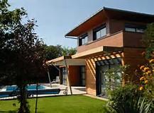 hd wallpapers maison moderne bois architecte - Maison Moderne Bois