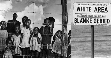What Everyday Life Was Like In South Africa During Apartheid
