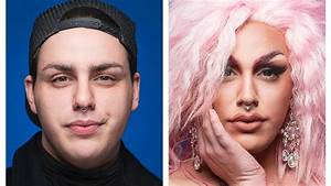 Mesmerizing Before And After Photos Of Drag
