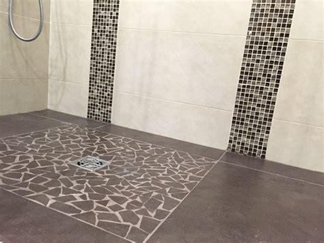 Douche à L'italienne Lyon Rhône  Pertosa Design