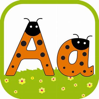 Alphabet Alphabets Vocabulary Words Preschool Clipart Kindergarten