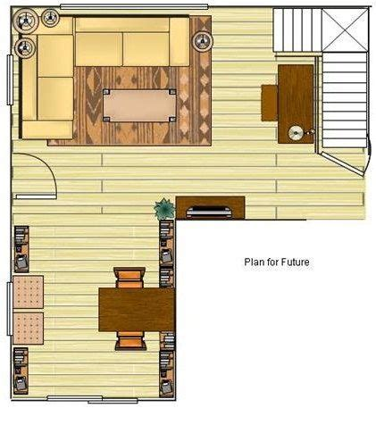 L Shaped Living Room Floor Plans by I A L Shaped Living Room This Might Be A