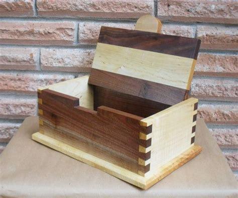 wood keepsake box jewelry box handmade