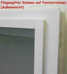 Fliegengitter Fenster Selber Bauen : alu fliegengitter insektenschutz fenster 190x220cm rahmen ~ Lizthompson.info Haus und Dekorationen