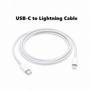 Usb C To Lightning : new 1m usb type c lighting cable apple iphone mac pro ~ Melissatoandfro.com Idées de Décoration