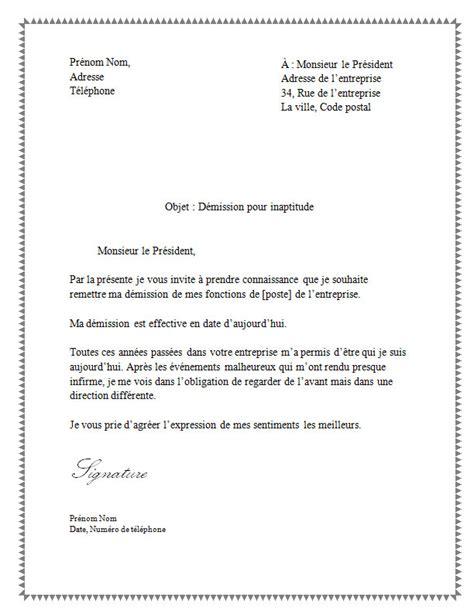 modèle lettre rupture contrat assistance maternelle pour scolarisation modele de lettre de demission pour non paiement de salaire