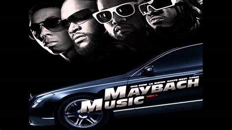 Maybach Music (remix) Ft. Kanye, T-pain