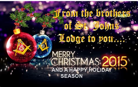 freemason christmas wishes festival collections