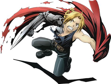 Ed Edward Elric Render by emakcolo on DeviantArt
