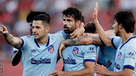 Chezmaitaipearls: La Liga Fixtures Atletico Madrid