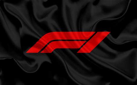 nouveau logo f1 t 233 l 233 charger fonds d 233 cran f1 nouveau logo drapeau de soie de soie la formule 1 l