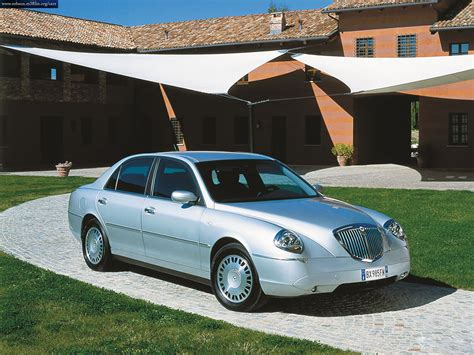 Lancia Thesis 32 V6 24v Technical Details History