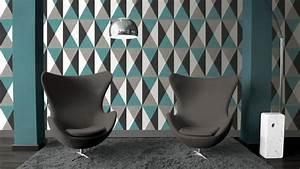 Papier Peint Tendance : papier peint tendance decoration home 2016 ~ Premium-room.com Idées de Décoration