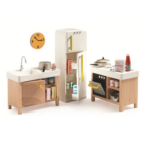 accesoir cuisine accessoire maison de poupées la cuisine jeux et jouets