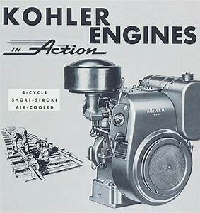 Kohler Engine Service Manual K91 K181 K241 K301 K321 K341