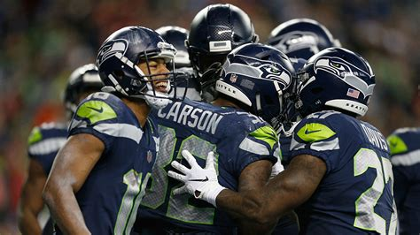 chiefs  seahawks score results highlights